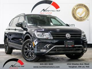 Used 2018 Volkswagen Tiguan COMFORTLINE/Navigation/Apple CarPlay/Backup Camera for sale in Vaughan, ON