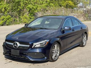Used 2018 Mercedes-Benz CLA-Class CLA 250 4MATIC NAVIGATION/REAR CAMERA/PANO ROOF for sale in North York, ON