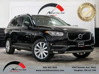 Used 2016 Volvo XC90 T6 Momentum/Navigation/Backup  Camera/Bluetooth for sale in Vaughan, ON