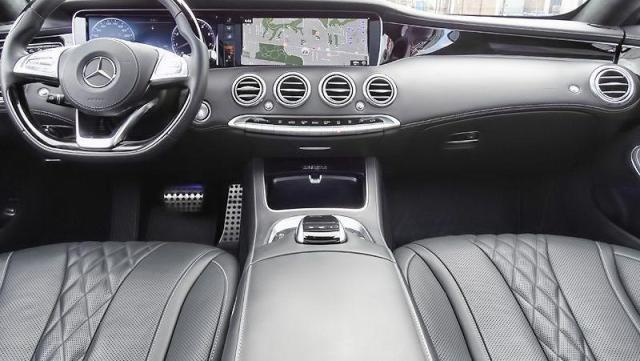 2017 Mercedes-Benz S 550 COUPE, 4MATIC, 360°CAMERA, PANROOF, LANE DEPARTURE