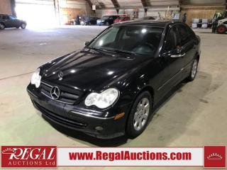 Used 2007 Mercedes-Benz C-CLASS C280 4D SEDAN 4MATIC AWD for sale in Calgary, AB