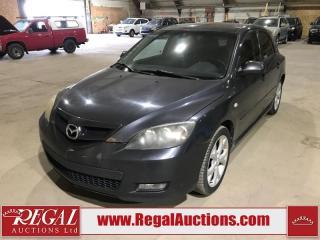 Used 2007 Mazda MAZDA3 Sport GT 4D Hatchback for sale in Calgary, AB