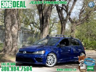 Used 2016 Volkswagen Golf R for sale in Warman, SK