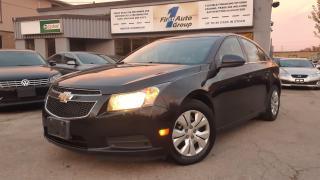 Used 2014 Chevrolet Cruze 1LT for sale in Etobicoke, ON