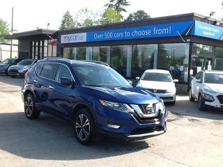 Used 2020 Nissan Rogue SV TECH PKG, PANOROOF, REMOTE START, HEATED SEATS!! for sale in Richmond, ON
