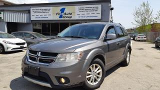 Used 2013 Dodge Journey R/T Navi/DVD/Backup Cam/P-Moon/ for sale in Etobicoke, ON