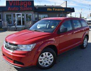 Used 2016 Dodge Journey CVP/SE Plus CRUISE CONTROL! A/C! BLUETOOTH! for sale in Saskatoon, SK