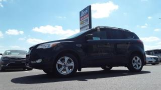 Used 2013 Ford Escape SE for sale in Brandon, MB
