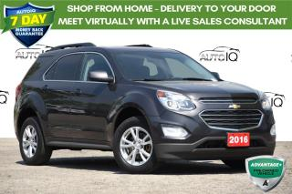 Used 2016 Chevrolet Equinox LT ACCIDEN FREE | BLUETOOTH for sale in Kitchener, ON