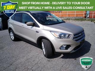 Used 2018 Ford Escape SEL | CLEAN CARFAX | NAVI | ADAPTIVE CRUISE | TRAILER PKG | for sale in Barrie, ON