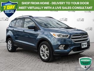Used 2018 Ford Escape SEL | CLEAN CARFAX | LEATHER | HEATED SEATS | REVERSE CAMERA | SYNC | for sale in Barrie, ON