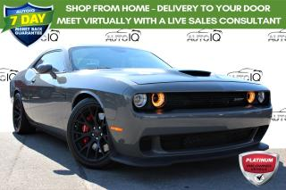 Used 2017 Dodge Challenger SRT Hellcat SRT HELLCAT NO ACCIDENTS CERTIFIED for sale in Hamilton, ON