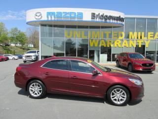Used 2016 Chevrolet Malibu Limited LT for sale in Hebbville, NS