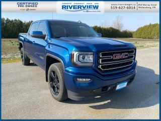 Used 2018 GMC Sierra 1500 SLE Wireless Charging | Heated Seats | Spray-On Bedliner for sale in Wallaceburg, ON