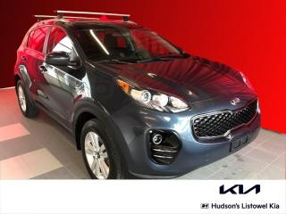 Used 2017 Kia Sportage LX One Owner | Rear Vision Camera | Roof Rails for sale in Listowel, ON