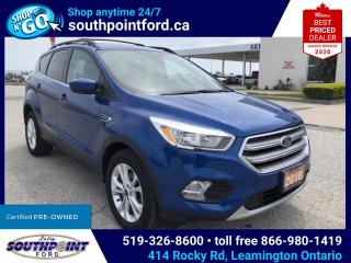 Used 2017 Ford Escape SE|HEATED SEATS|BACKUP CAMERA|BLUETOOTH for sale in Leamington, ON