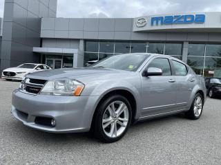 Used 2014 Dodge Avenger SXT for sale in Surrey, BC