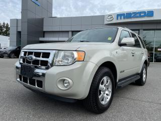 Used 2008 Ford Escape Limited 4X4 for sale in Surrey, BC