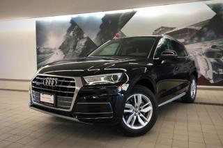 Used 2019 Audi Q5 45 Komfort + Backup Sensors | Keyless | Sunroof for sale in Whitby, ON