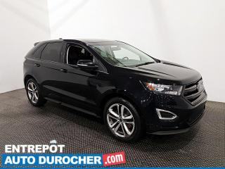 Used 2016 Ford Edge Sport - AWD - Bluetooth - Climatiseur - Navigation for sale in Laval, QC