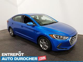 Used 2017 Hyundai Elantra GL - Android - Bluetooth - Climatiseur for sale in Laval, QC