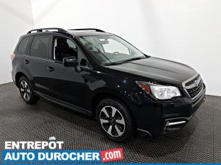 Used 2017 Subaru Forester Touring - AWD - Bluetooth - Climatiseur for sale in Laval, QC