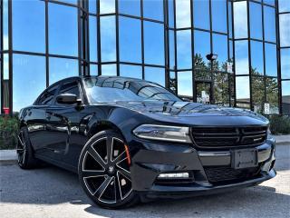 Used 2016 Dodge Charger 4dr Sdn SXT AWD for sale in Brampton, ON