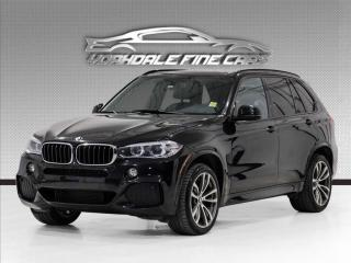 Used 2015 BMW X5 xDrive35i M Sport, Pano, Navi, Mint Condition for sale in Concord, ON