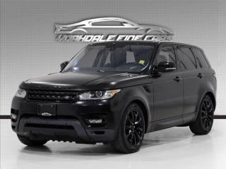 Used 2016 Land Rover Range Rover Sport Td6 HSE for sale in Concord, ON