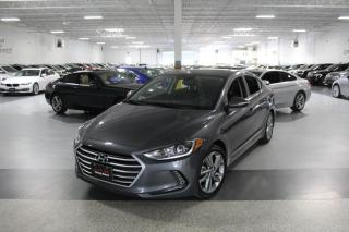 Used 2017 Hyundai Elantra NO ACCIDENTS I SUNROOF I REAR CAM I CARPLAY I BLINDSPOT I BT for sale in Mississauga, ON