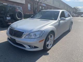 Used 2009 Mercedes-Benz S-Class 4dr Sdn 4.7L V8 4MATIC for sale in North York, ON