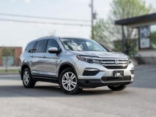 Used 2016 Honda Pilot LX |4WD |BACK UP |HEATED SEATS |LANE ASSIST |GREAT CONDITION for sale in North York, ON