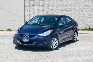 Used 2013 Hyundai Elantra GL Heated Seats, Bluetooth, 2 sets of tires for sale in St. Catharines, ON