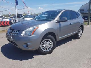 Used 2013 Nissan Rogue S Remote entry and keyless start! for sale in Dunnville, ON