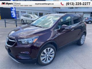 Used 2018 Buick Encore Preferred  ENCORE, PREFERRED PKG, POWER SEATS, REAR CAMERA, ALLOY WHEELS for sale in Ottawa, ON