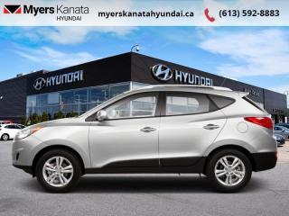 Used 2010 Hyundai Tucson GLS for sale in Kanata, ON