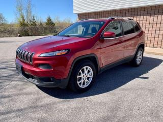 Used 2015 Jeep Cherokee NORTH | 4X4 | V6 | REMOTE START | HEATED SEATS | for sale in Barrie, ON