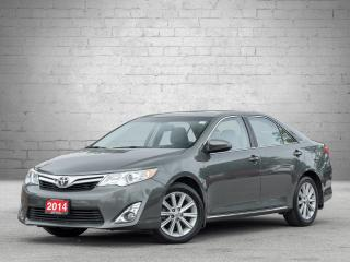 Used 2014 Toyota Camry XLE LEATHER! NAVIGATION! for sale in London, ON