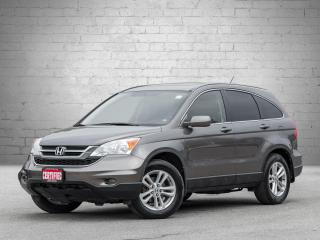 Used 2010 Honda CR-V EX 4WD 5-Speed AT LOW KMS! for sale in London, ON