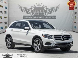 Used 2018 Mercedes-Benz GL-Class GLC 300, AWD, NAVI, 360CAM,B.SPOT, PANO, NO ACCIDENT for sale in Toronto, ON