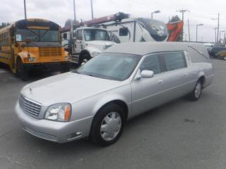 Used 2003 Cadillac Hearse S&S Custom V8 for sale in Burnaby, BC
