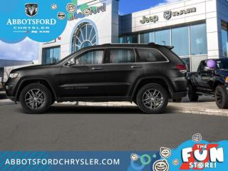 Used 2018 Jeep Grand Cherokee Limited  - Leather Seats - $331 B/W for sale in Abbotsford, BC