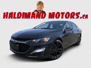 Used 2020 Chevrolet Malibu LT for sale in Cayuga, ON