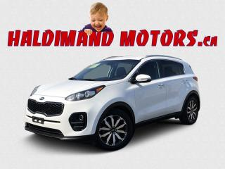 Used 2017 Kia Sportage EX 2WD for sale in Cayuga, ON