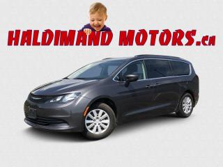 Used 2018 Chrysler Pacifica L 2WD for sale in Cayuga, ON