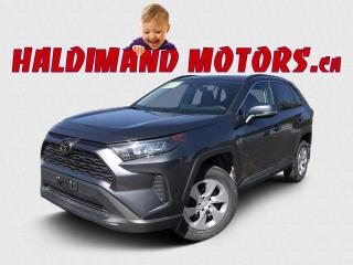 Used 2020 Toyota RAV4 LE AWD for sale in Cayuga, ON