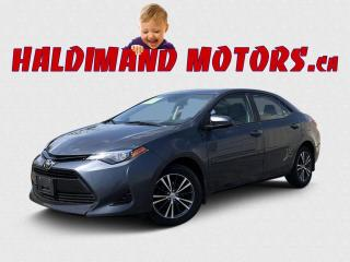 Used 2018 Toyota Corolla LE 2WD for sale in Cayuga, ON