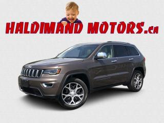 Used 2019 Jeep Grand Cherokee LIMITED 4WD for sale in Cayuga, ON