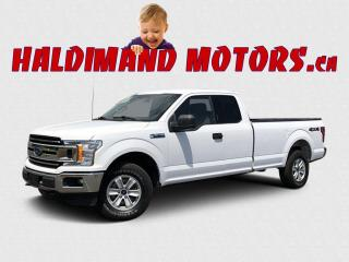 Used 2018 Ford F-150 XLT EXT CAB 4WD for sale in Cayuga, ON