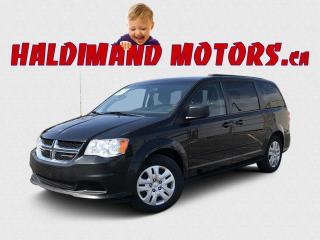 Used 2017 Dodge Grand Caravan SXT for sale in Cayuga, ON
